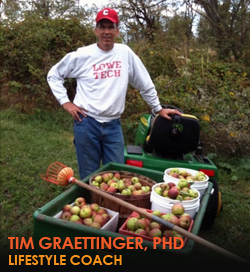 Tim Graettinger Lifestyle Coach