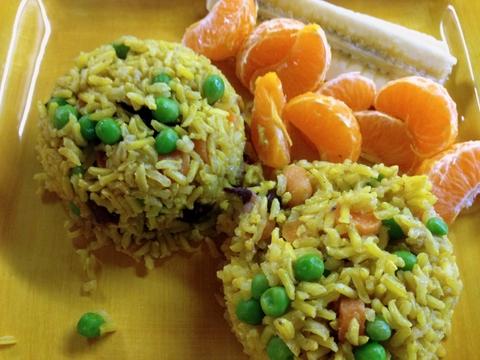 Ali Baba's Favorite Garden Dish Vegan Recipe