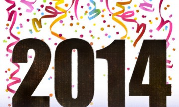Pastel New Year 2014 - cropped