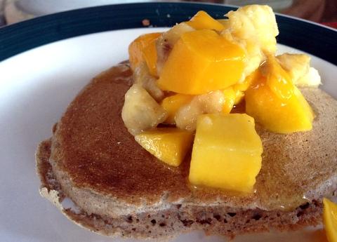 Easy Buckwheat Pancakes