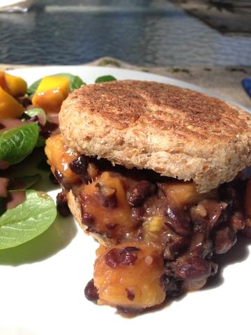 Pineapple and Black Bean BBQs Garden Dish Vegan Cookout Recipe