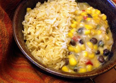 Southwest Curry Bowl