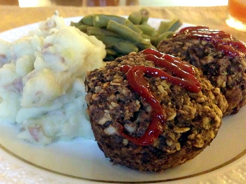 Better-Than-Meatloaf Muffins