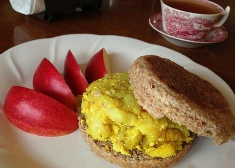 Good Morning Breakfast Sandwiches