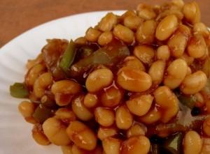vegan picnic baked beans slow cooker vegetarian