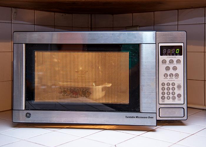 Microwave - Dorm Room Cooking, Vegan Style