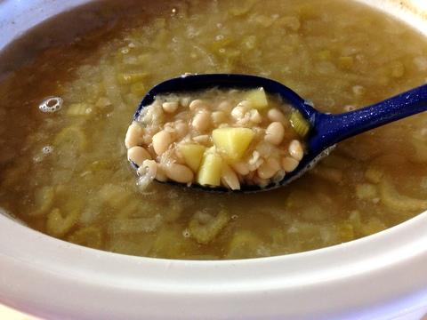 vegan bean soup
