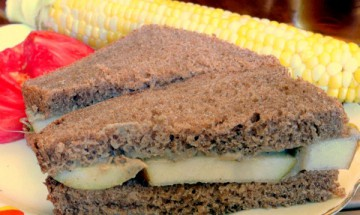 pear sandwiches