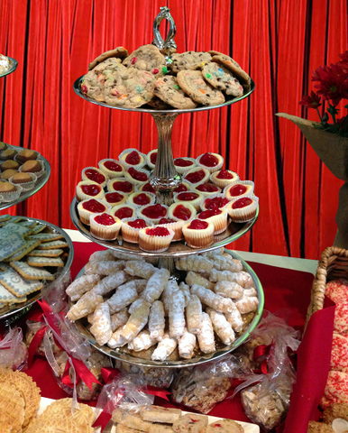 Cookie Table 5
