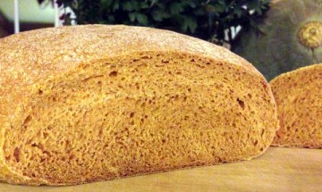 Sweet Potato Yeast Bread