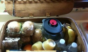 Thanksgiving Travel for Vegans