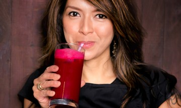 Leah Lizarondo, photo credit to the Brazen Kitchen